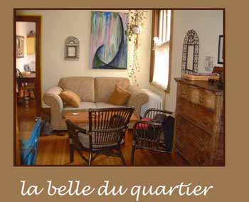 Montreal vacation rental - La Belle du Quartier