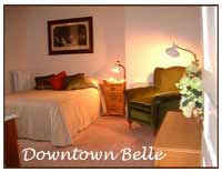 downtown Montreal executive accommodation