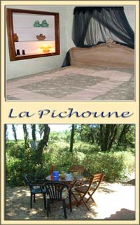 1 brm holiday rentals in Provence, pool, charm, air conditioning