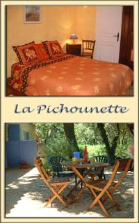 Provence holiday gite - studio with charm, pool, air conditioning