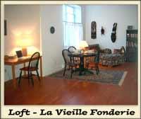 Lachine Montreal loft condo pool