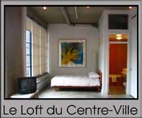 loft condo executive rental Montreal