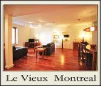Old Montreal luxury rentals