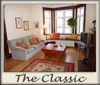 monthly Montreal vacation rental plus executive rental, fully furnished and Montreal home rentals