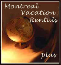 Montreal vacation rental homes, furnished holiday short term aaccommodation, Montreal hotel apartments, plus