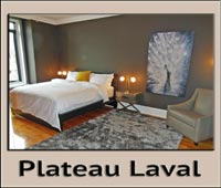Old Montreal luxury accommodation