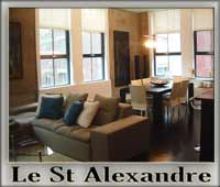 Montreal luxury rental, Montreal luxury apartments