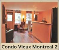Old Montreal condominium