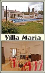 private villa Algarve