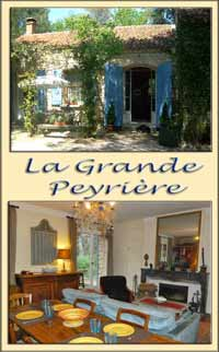 Provence France vacation rental villa
