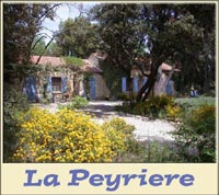 Provence - La Peyriere - villa with pool