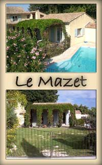 Provence villa rental, pool - south of France self catering pet friendly gites