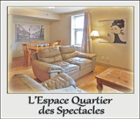 luxury downtown furnished apartments Montreal