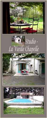 holiday rentals in Provence - Vaucluse, studio pool