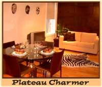 vacation rentals Montreal, 2 brm condo, Plateau