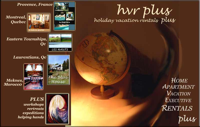 holiday vacation rentals plus